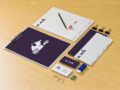 Mole Branding Design