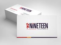 Nineteen Business Card
