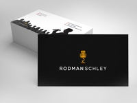 Rodman Schley Business Card