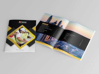 Fsime Brochure Design