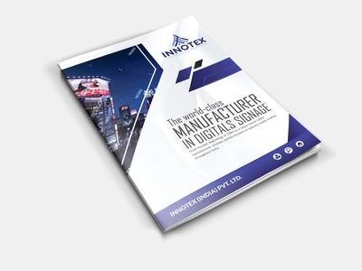 Innotex Brochure Design