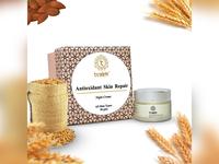 Antioxidant Skin Repair Packaging Design