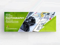 Real Estate Photography With A Perspective Banner Design