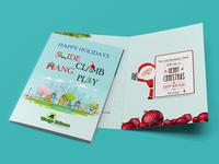 Merry Christmas Brochure Design