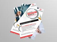 Forensic Audits Flyer Design