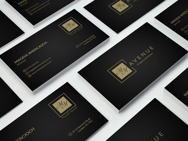 Designer Business Card Designs Themes
