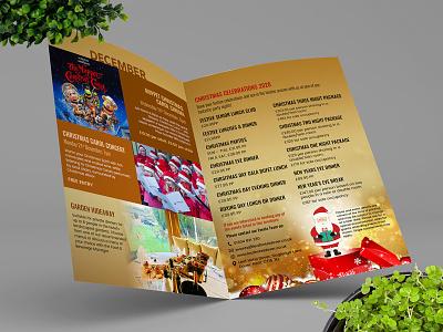 Christmas Brochure Design christmas nisha f1 nisha booklet nisha droch graphic design product catalog branding brochure design catalog brochure