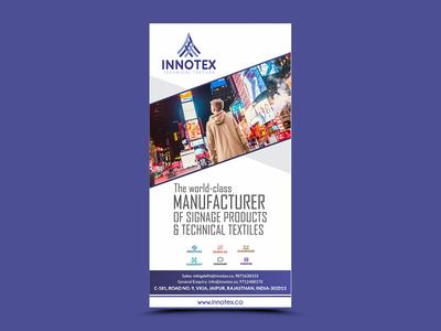 Innotex Banner Design