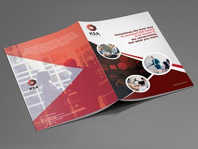 KSA Brochure Design nisha f1 nisha brand booklet booklet nisha droch graphic design product catalog branding brochure design catalog brochure