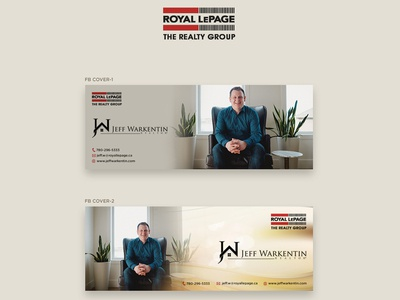 The Realty Group Banner Design