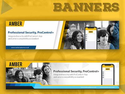 Amber Banner Design design social banner nisha droch facebook instagram banner instagram social media social banner