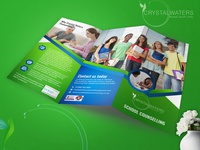 School Counselling Brochure Design