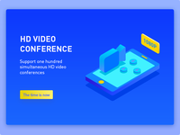 2.5D for Video conference