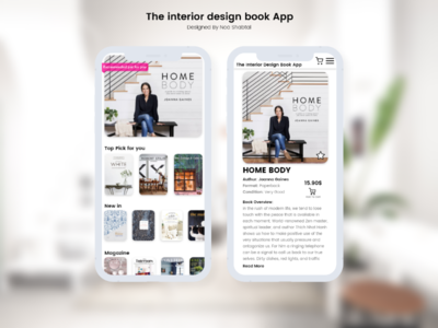 Books & Magazines App
