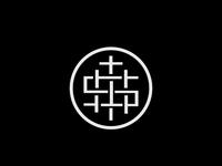 IHS Monogram Logo Design