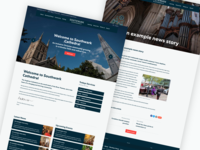 Cathedral Website