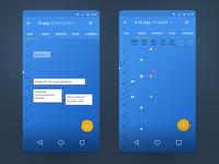 Epim app Material Redesign