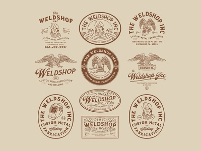 Brand exploration for Weldshop Inc Company