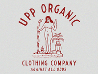 Design for Upp Organic