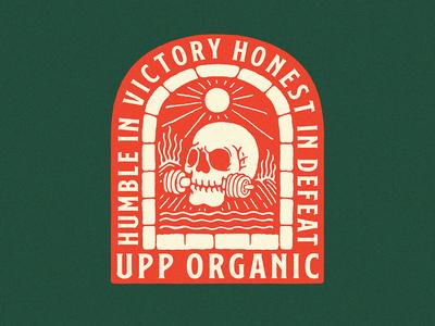 Design I did for Upp Organic.