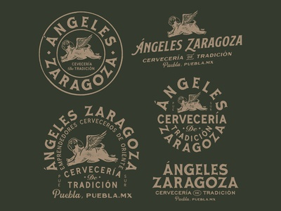 Brand Exploration for Angeles Zaragoza