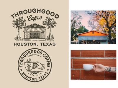 Design for THROUGHGOOD COFFEE