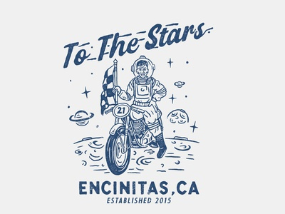Design for TO THE STARS OFFICIAL