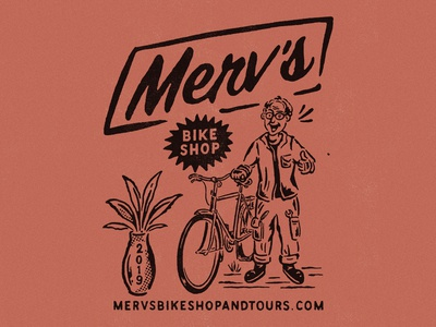 Merv's Bike Shop