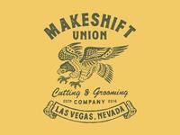 Unused staff for Makeshift Union