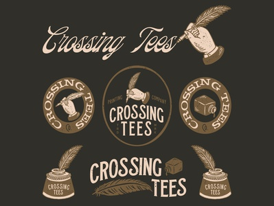Exploration design for Crossing Tees Company.