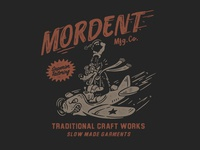 Design for Mordent Co.