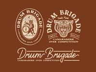 Design for DRUM BRIGADE
