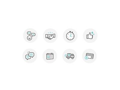 Profile Badge Icons ui design illustration icons badge
