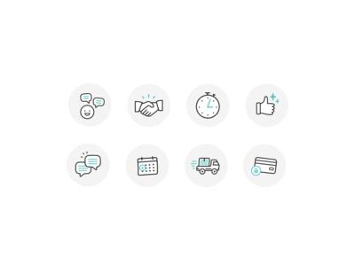 Profile Badge Icons