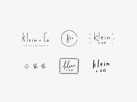 Handlettered Logo Explorations