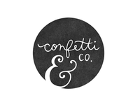 final logo / confetti & co