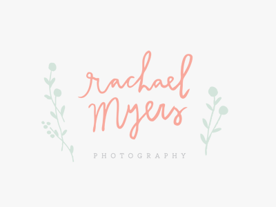 rachael myers / proof no.4 logo proofs hand lettering illustration
