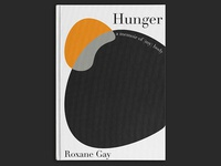 Hunger - reimagined book cover