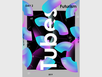 Futurism Poster Day2