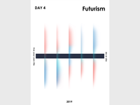 Futurism poster day4