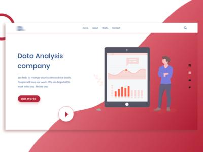 Data Analysis Company Header