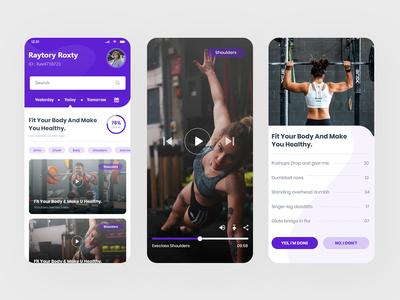 Physical Training App