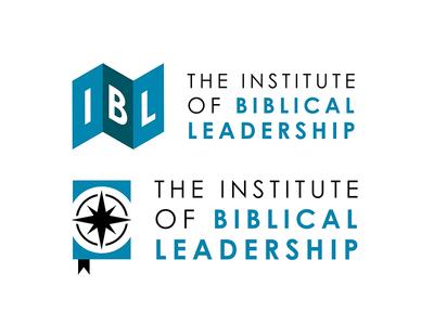 IBL Logo Design church logo map compass logo bible logo ministry branding christianity christian church ministry logo logo design