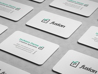 Business Cards - Medical SaaS Company
