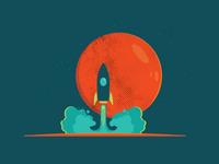Rocket of Creativity