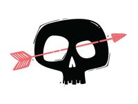 Skull & Arrow