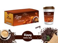 Coffee Packaging Design | Product Packaging