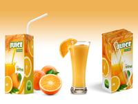 Juice Packaging Design | Product Packaging