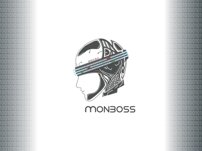 Monboss - Product Logo Design