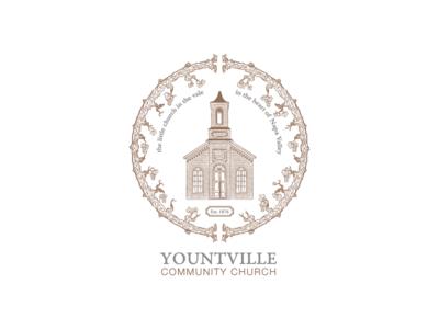 Yountville Church Community Logo